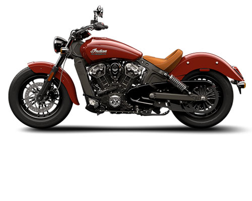 Vimoto - Indian Scout